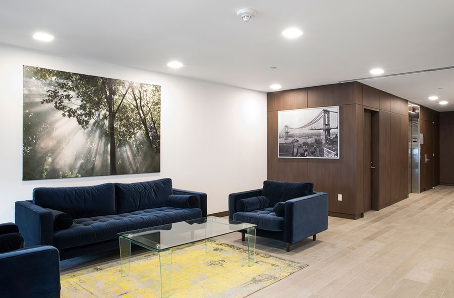 Lumber Road Apartments Roslyn Ny Dhmurray Architecture
