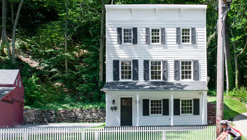 Roslyn NY Historic Home Restoration Architecture
