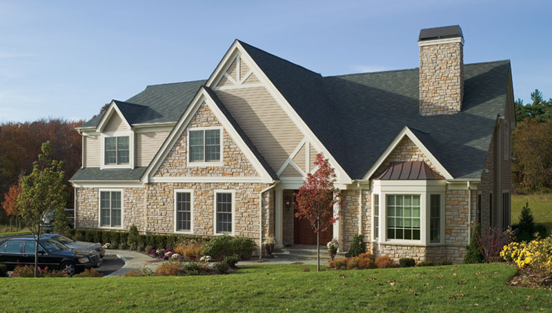 Muttontown Custom Residential Home Architecture Design